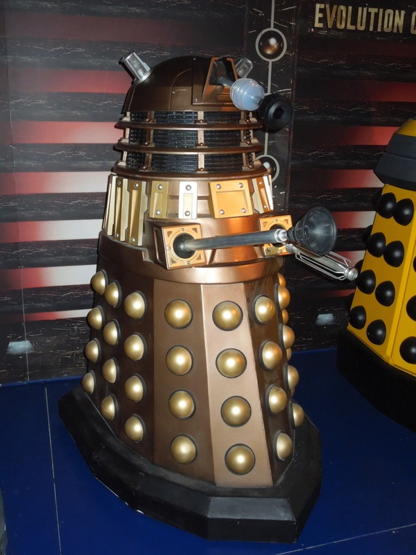2005 Dalek Doctor Who
