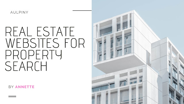 Real Estate Websites for Property Search
