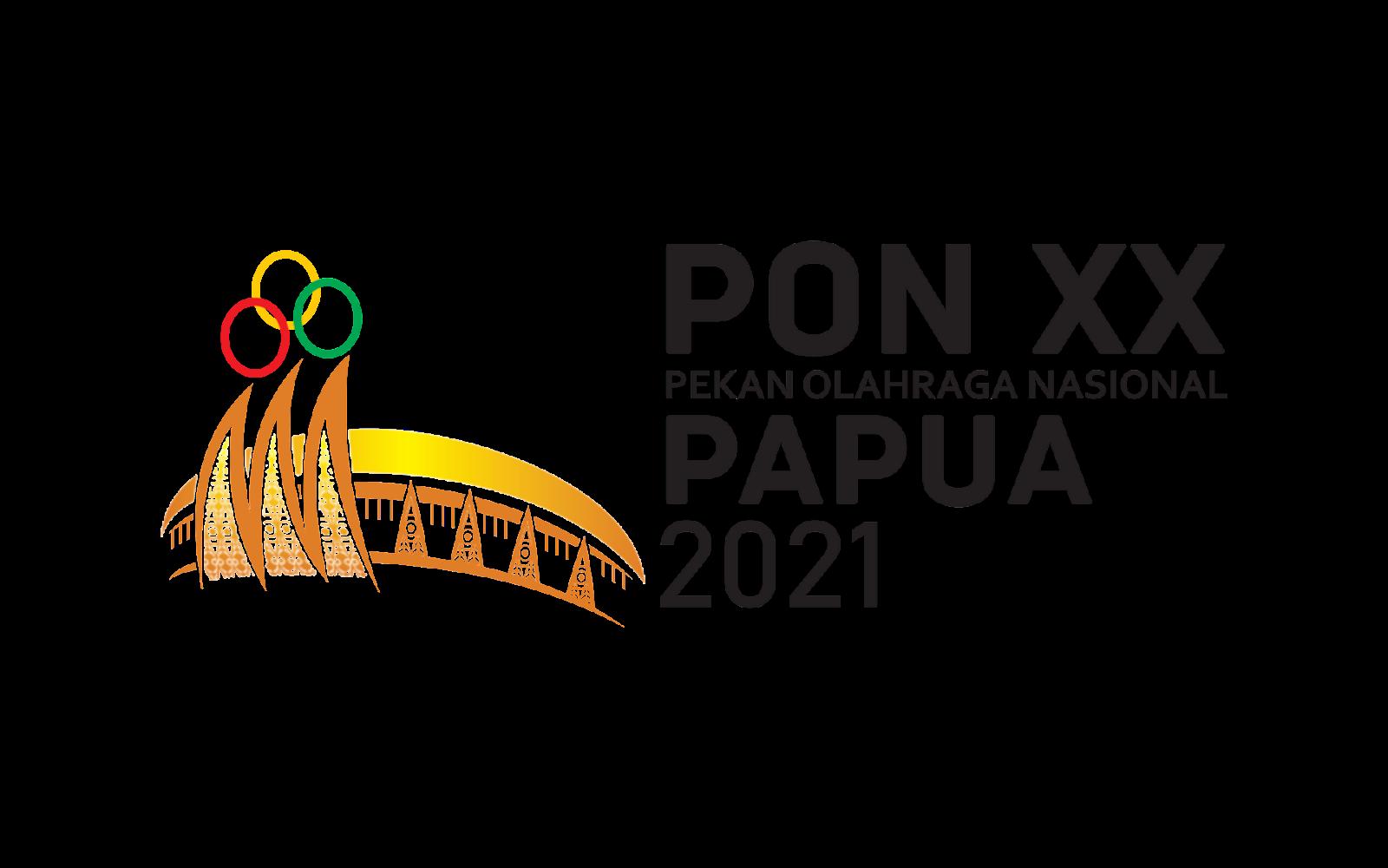 Logo PON XX Papua Tahun 2021