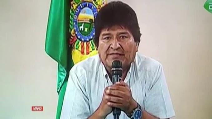 Em meio a protestos, Evo Morales renuncia à presidência da Bolívia