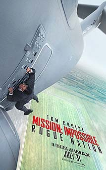 Mission Impossible 5:  Rogue Nation, Trailer