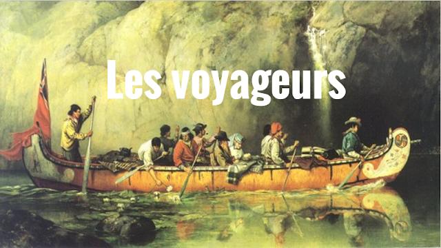 Les voyageurs - Google slide show
