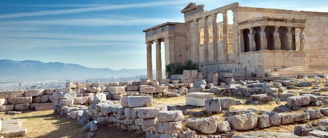 Ruinas griegas e historia de Atenas