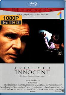 Se Presume Inocente [1990] [1080p BRrip] [Latino-Ingles] [HazroaH]