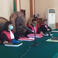 Bobol Kos Warga Asing, 4 Garong Diadili Lewat Telekonferen