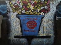 Bondi Street Art   Feli Mussi Tiscornia