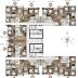 Mặt bằng chi tiết căn hộ Phú Mỹ Complex - Ngoại Giao Đoàn