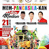 "Warga Medan Mempersoalkan Kegiatan Tema ""Mem-Pancasila-kan"" Kota Medan Bergambar Walikota"