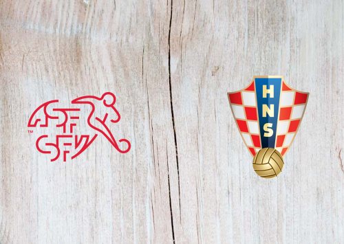 Switzerland vs Croatia -Highlights 07 October 2020