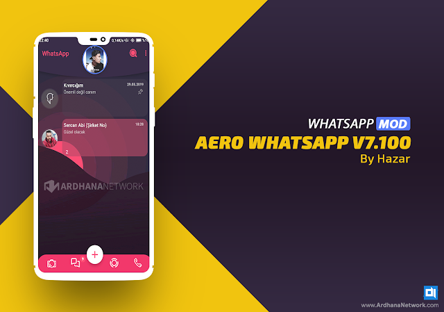 Aero Whatsapp V7.100 By Hazar