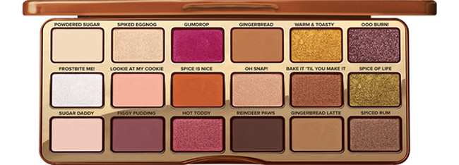 Gingerbread Spice de TOO FACED