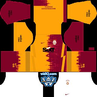 Galatasaray 2020-2021 DLS/FTS 2019 Dream League Soccer 2019 Forma Kits ve Logo (Güncellenmiş ...