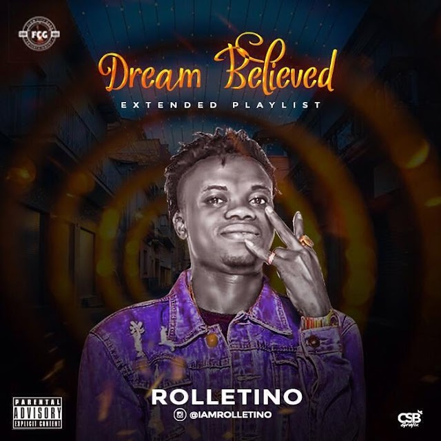 ALBUM: Rolletino – Dream Believed EP