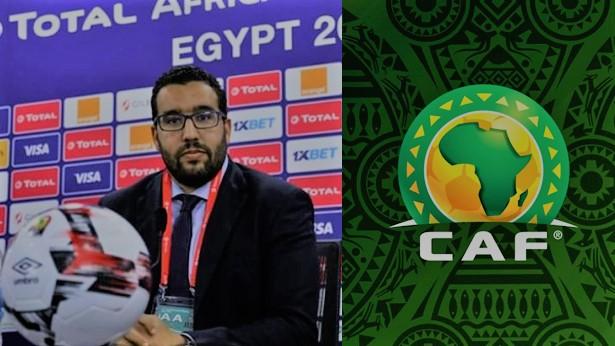 عبد المنعم باه سكرتير عام الاتحاد الإفريقي