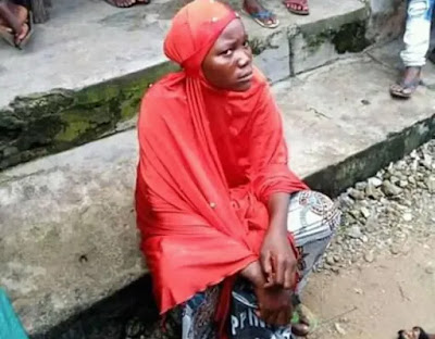 Hausa Woman Reveals Why She Dumped Her Baby Inside Gutter In Delta