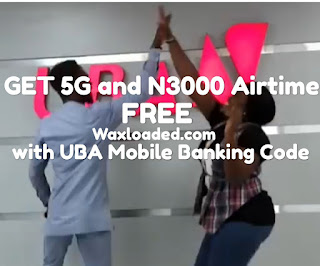 Get 5GB + N3000 Airtime with *919# UBA Mobile banking