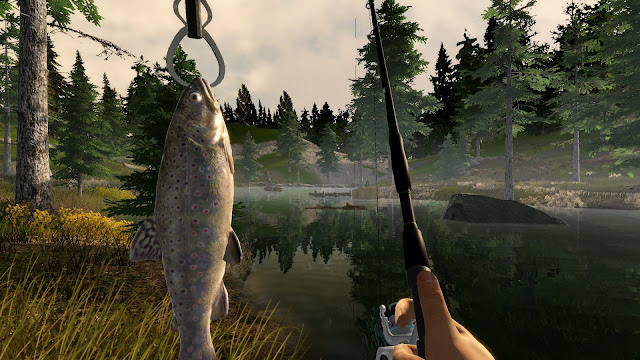 Fishing Adventure and Otherworldly debut on Nintendo Switch