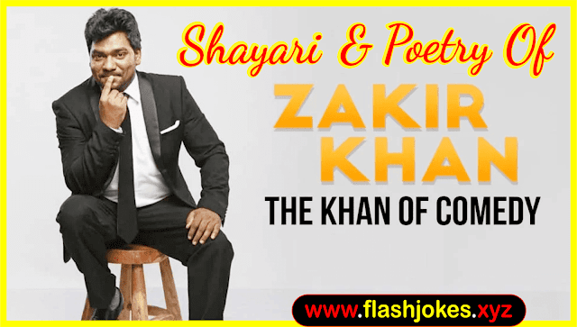 Best Zakir Khan Shayaris