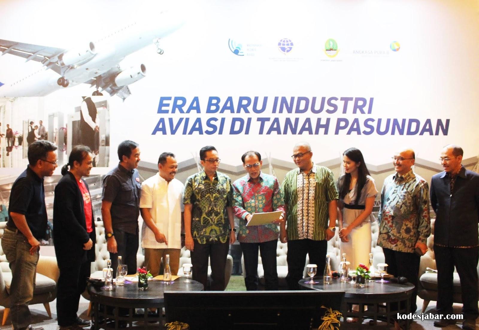 Penerbangan Maskapai Jet Domestik Segera Beroperasi di Bandara Kertajati Majalengka