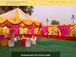 singh Hosptality and event