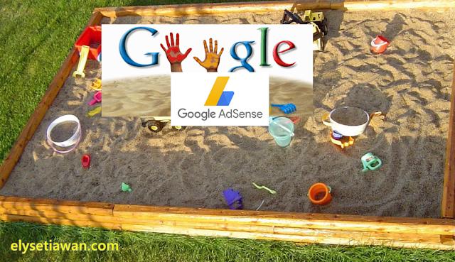 pengaruh Google Sandbox terhadap cpc adsense