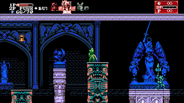 Análisis de Bloodstained: Curse of the Moon 2 para Nintendo Switch