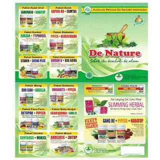 Aslii 100%!!! Kontak Agen Pemesanan Obat Herbal De Nature
