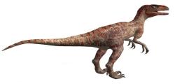 Dinosaurio Laquintasaura Venezuelae