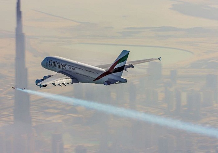Misteri Manusia Terbang yang Menyalip Pesawat Inggris