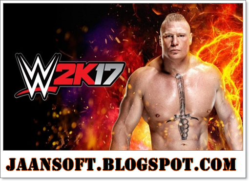 WWE 2K17 PC Game 2017 Full Version Download