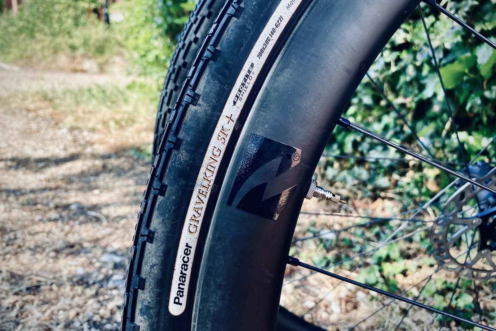 Panaracer Gravelking SK+ Gravel Tyres