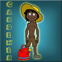 Games2Jolly - The Gardener Boy Rescue