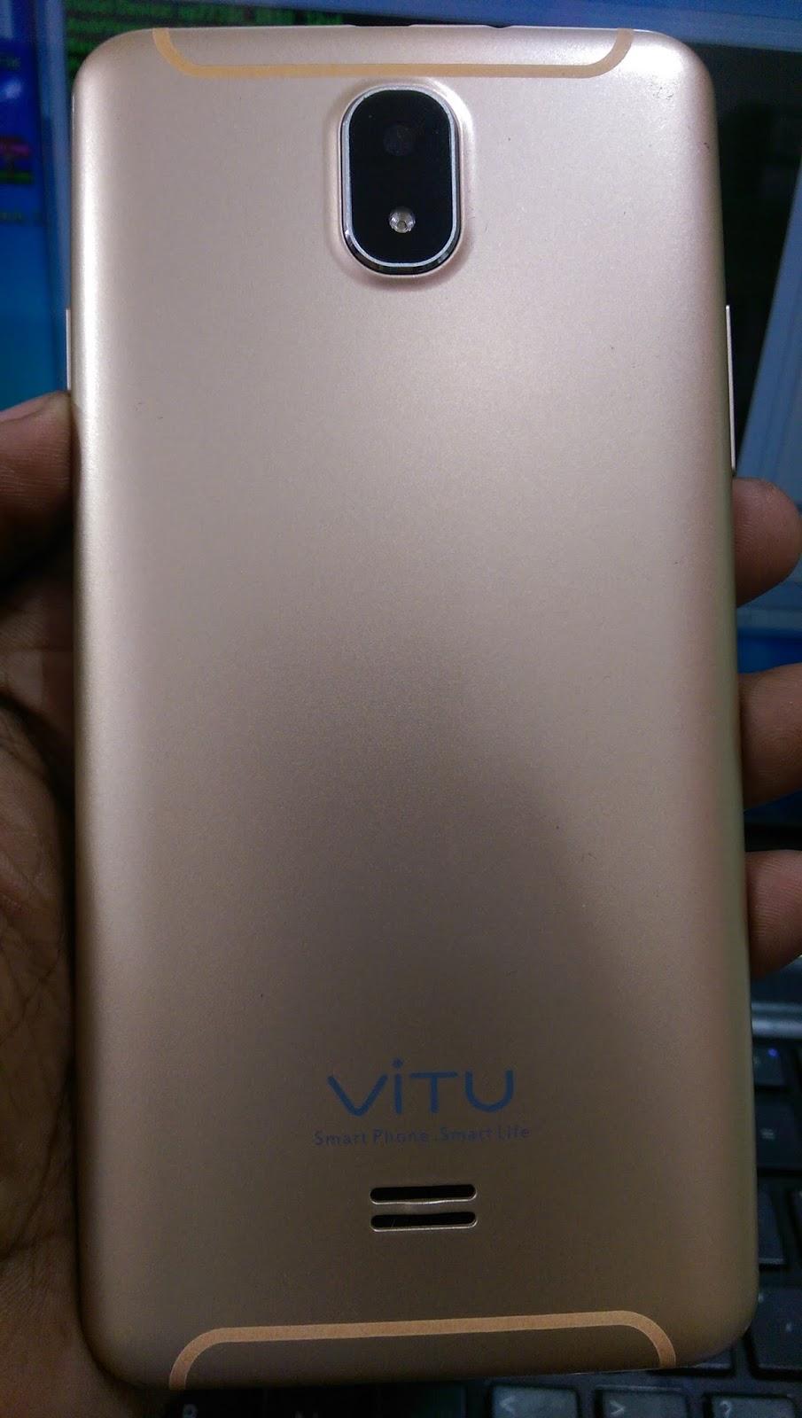 Vitu Smart Life V2 Flash File