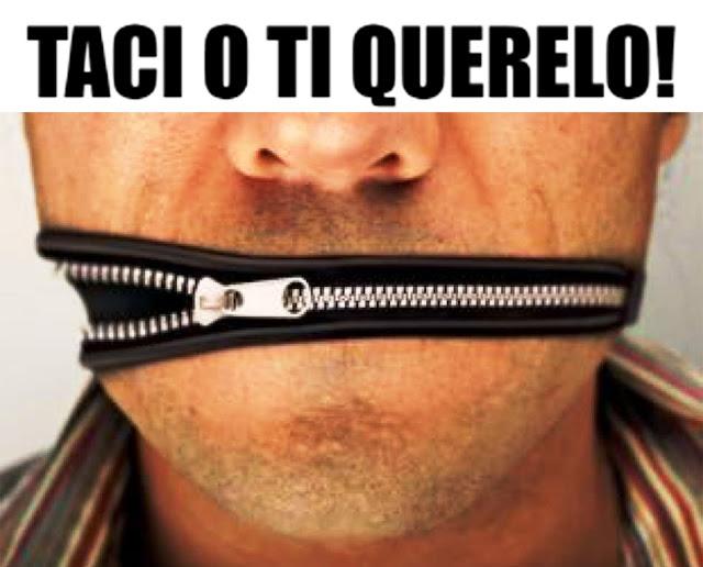 """Monte Sant'Angelo, FI: """"Nessuno metterà il bavaglio alla libertà di critica, espressione più nobile della democrazia"""""""