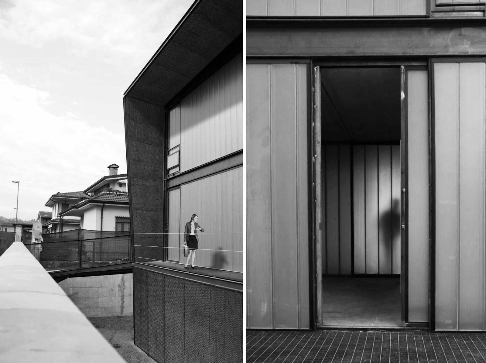 architettura industriale applicata al residenziale Architetto Verona