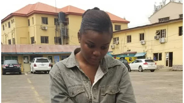 A 21-year-old UNILAG student describes how he stabbed Super TV CEO to death.