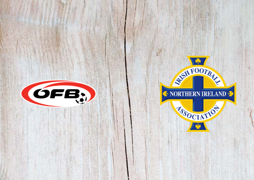 Austria vs Northern Ireland -Highlights 15 November 2020
