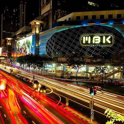belanja MBK bangkok