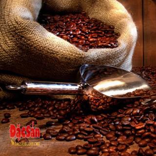 cà phê sạch robusta  nguyên chất