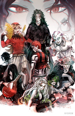 Demon Slayer: The 12 Kizuki