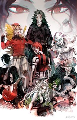 Demon Slayer: The 12 Kizuki