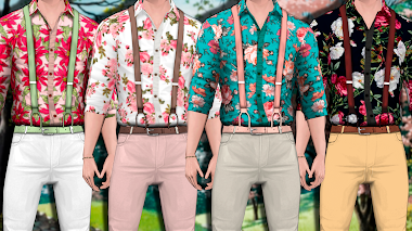 SPRING COLLECTION MALE