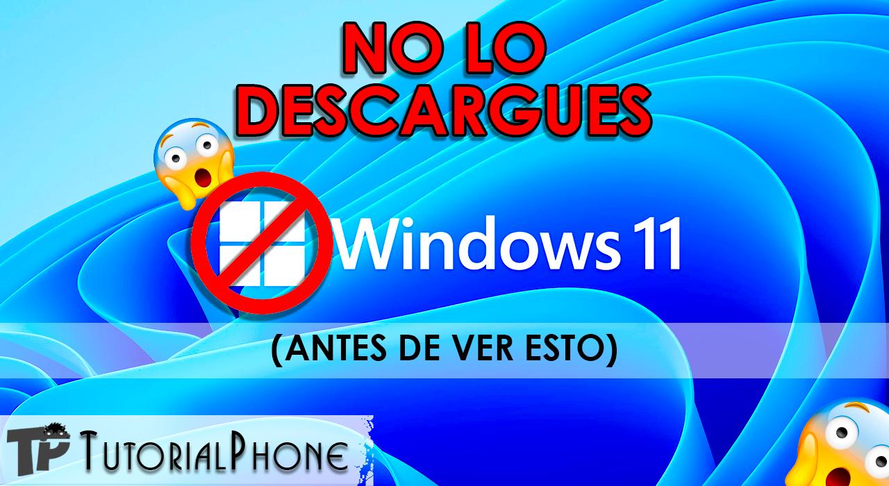 como saber si puedo instalar Windows 11 en mi computador