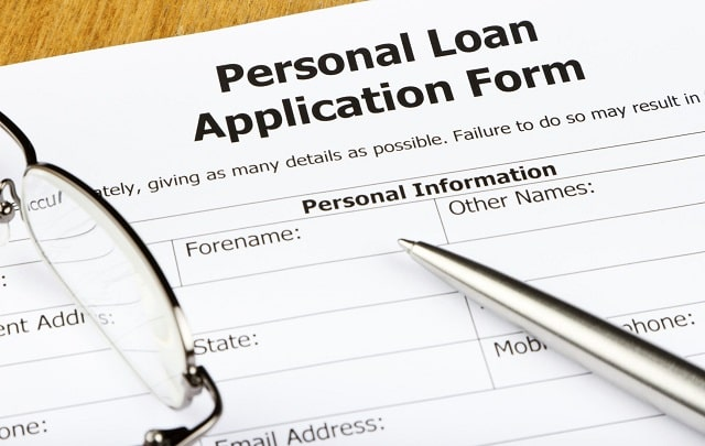 how to be responsible borrower personal loan application approval
