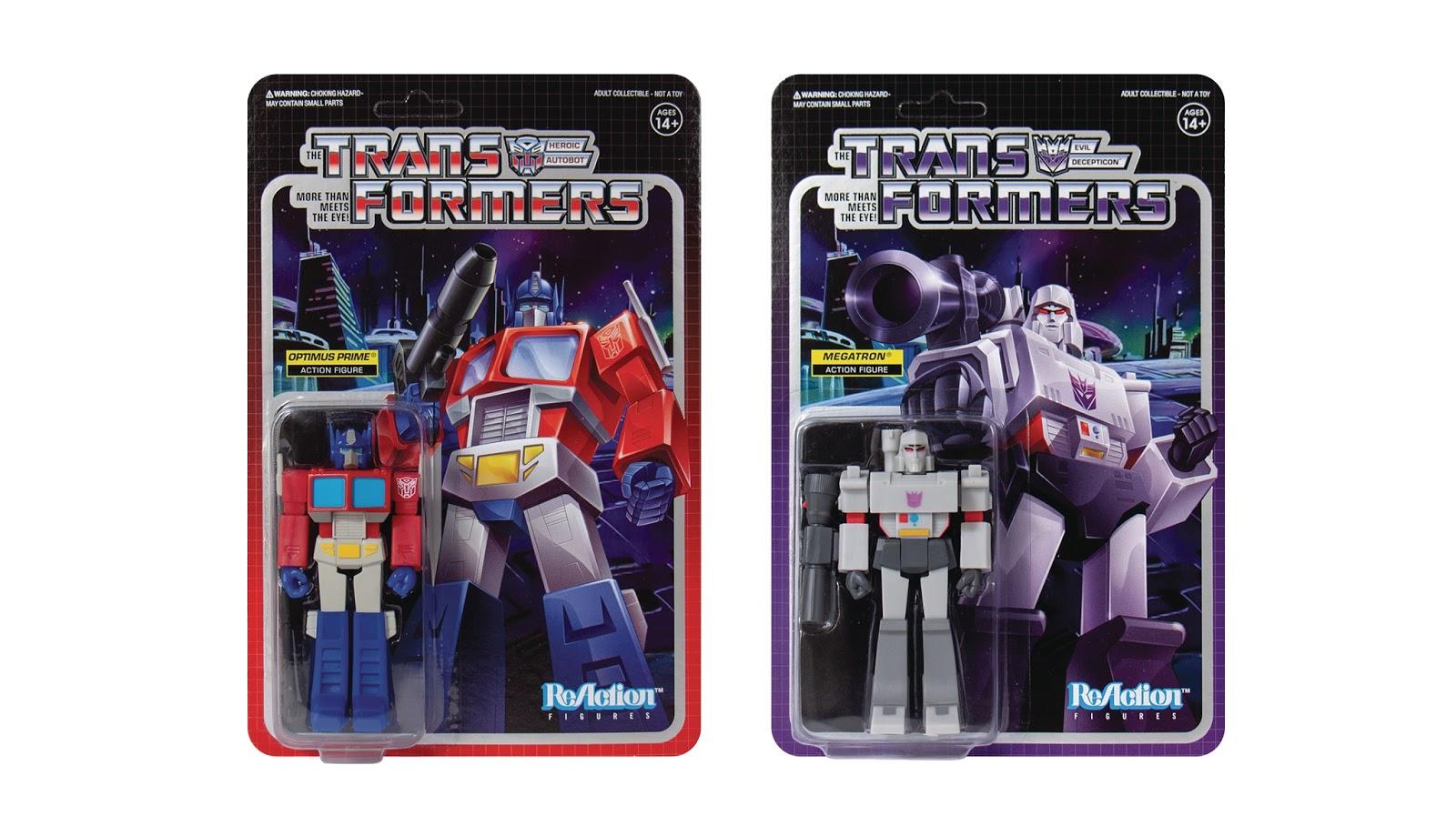 Transformers Titanium Megatron Tank JI Joe NEW MIB