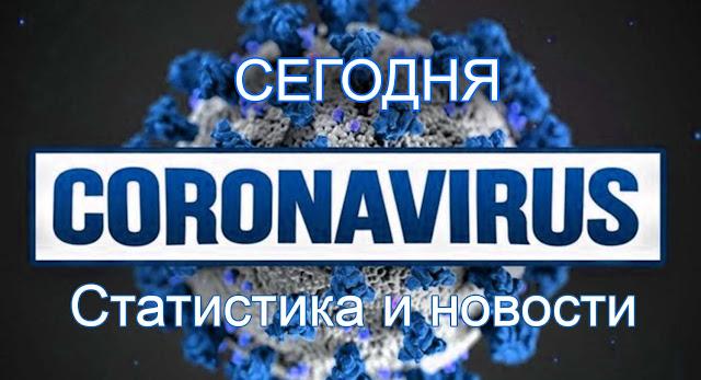 Коронавирус сегодня