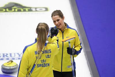 CURLING - Ya se conocen los semifinalistas del Europeo