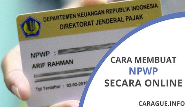 Berikut ini adalah langkah lengkap untuk membuat NPWP secara online maupun offline, serta dengan semua persyaratan yang akan diperlukan.