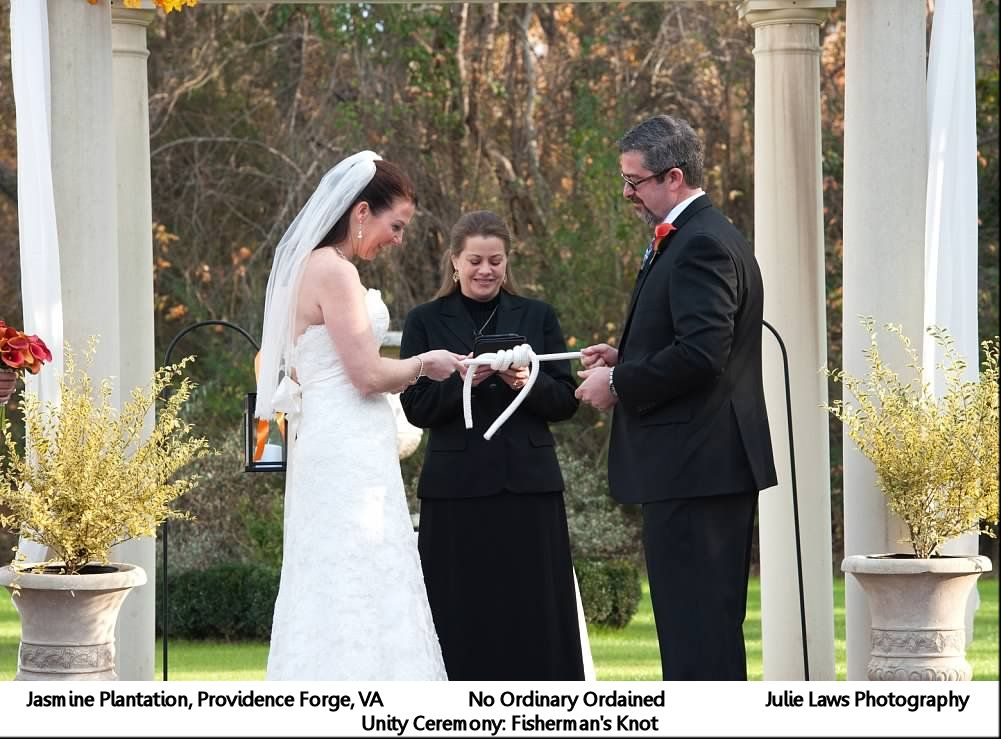 S Knot Another Beautiful Way To Include In Your Marriage And Wedding Ceremony