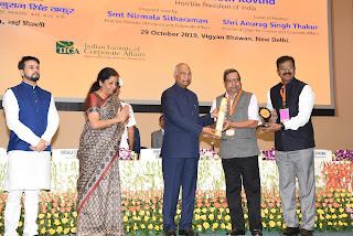 BFIL's CSR initiative 'Sanjeevani' bags National CSR Award instituted by Government of India